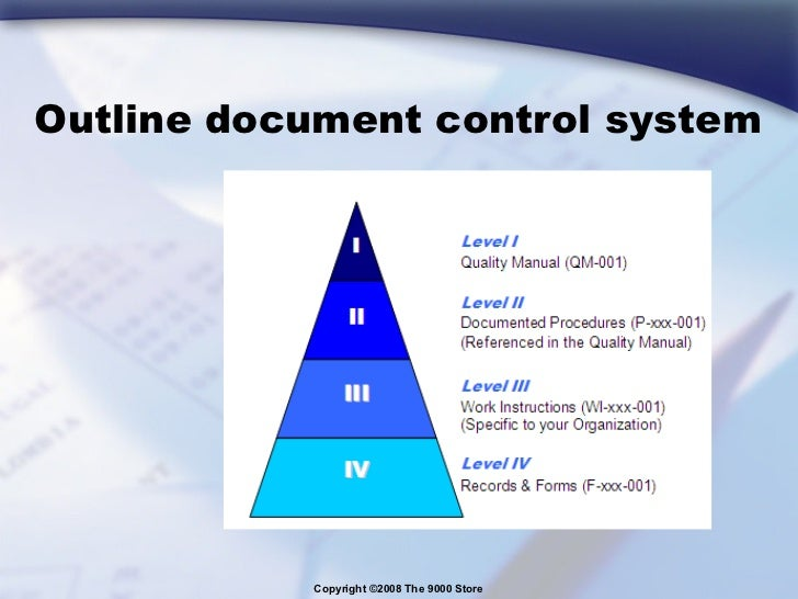 what is document control experience