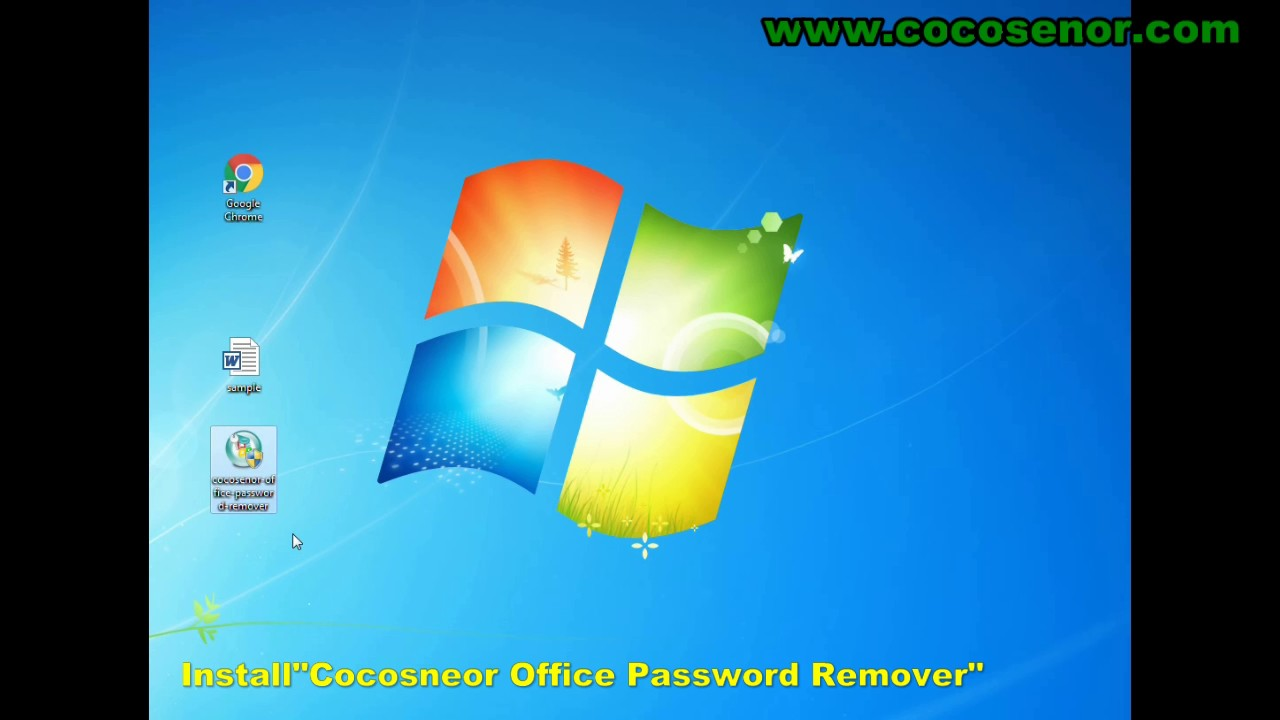 how to open a password locked word document