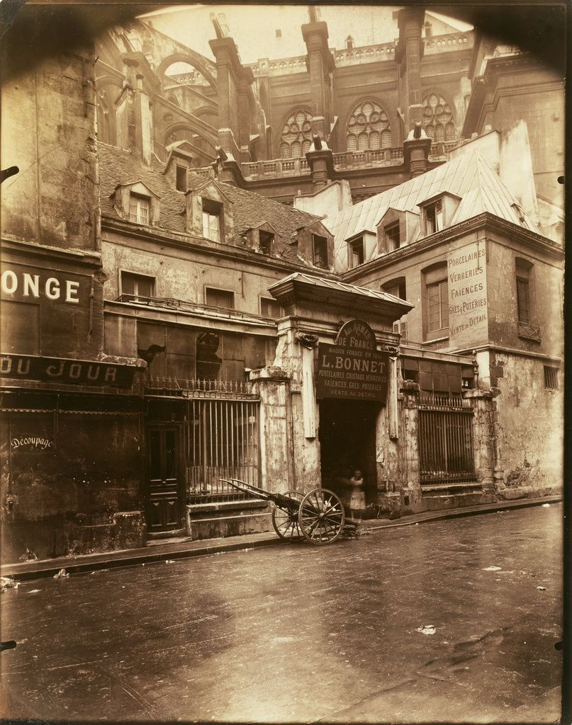 eugene atget documentation of paris