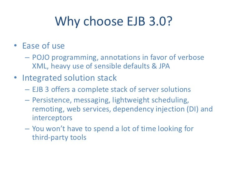 ejb 3.0 simplified api specification document