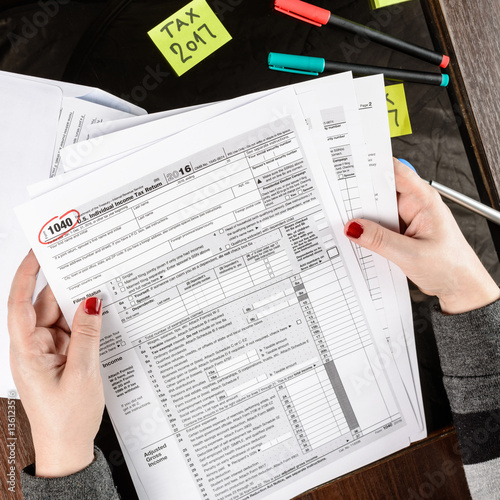 tax documentation for individuals