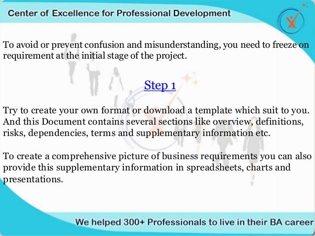 brd business requirements document template