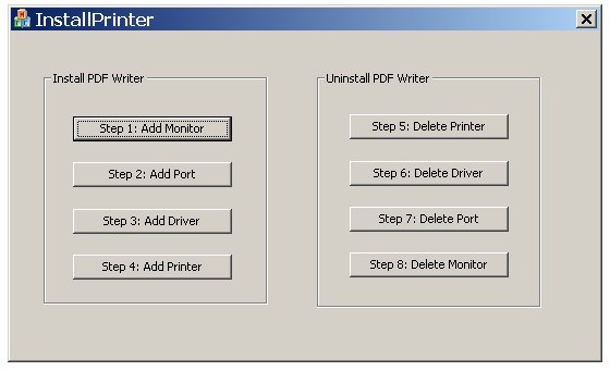 what is a pdf document writer
