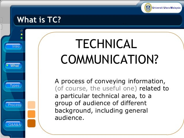 what is technical documentation