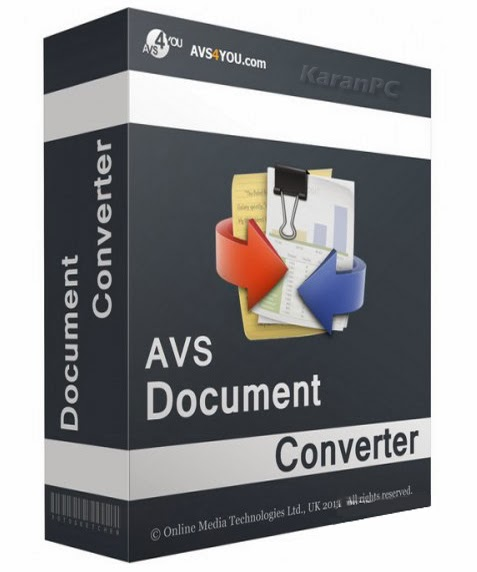 avs document converter free download full version