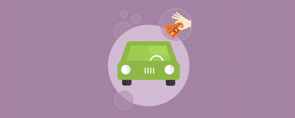documentation when payig off a car loan