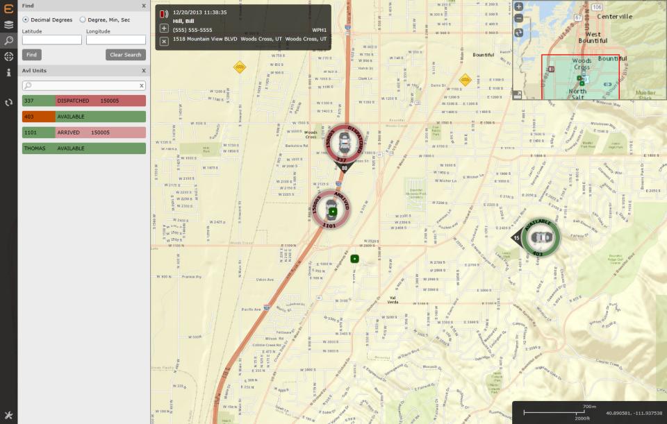 automatic vehicle locator documentation
