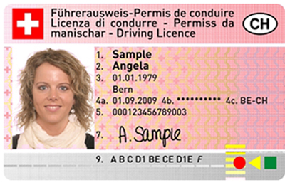 request for swiss identity document