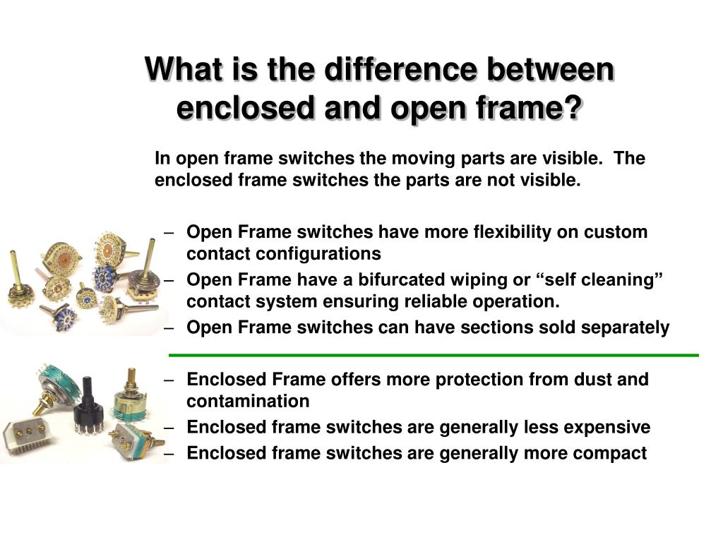 what is open document presentation powerpoint