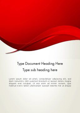 red x in word document