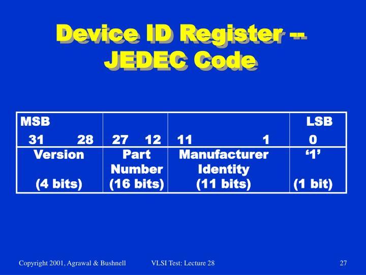 ieee 1149.1 standard jtag document
