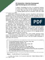 a franchise disclosure document fdd is quizlet