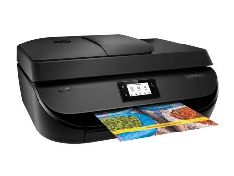 hp 4650 scan using document feeder