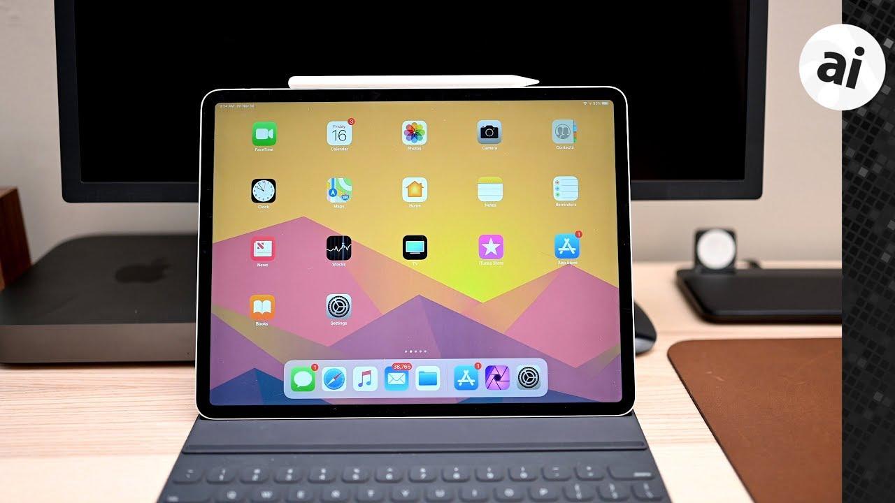 apple ipad pro word document you tuibe