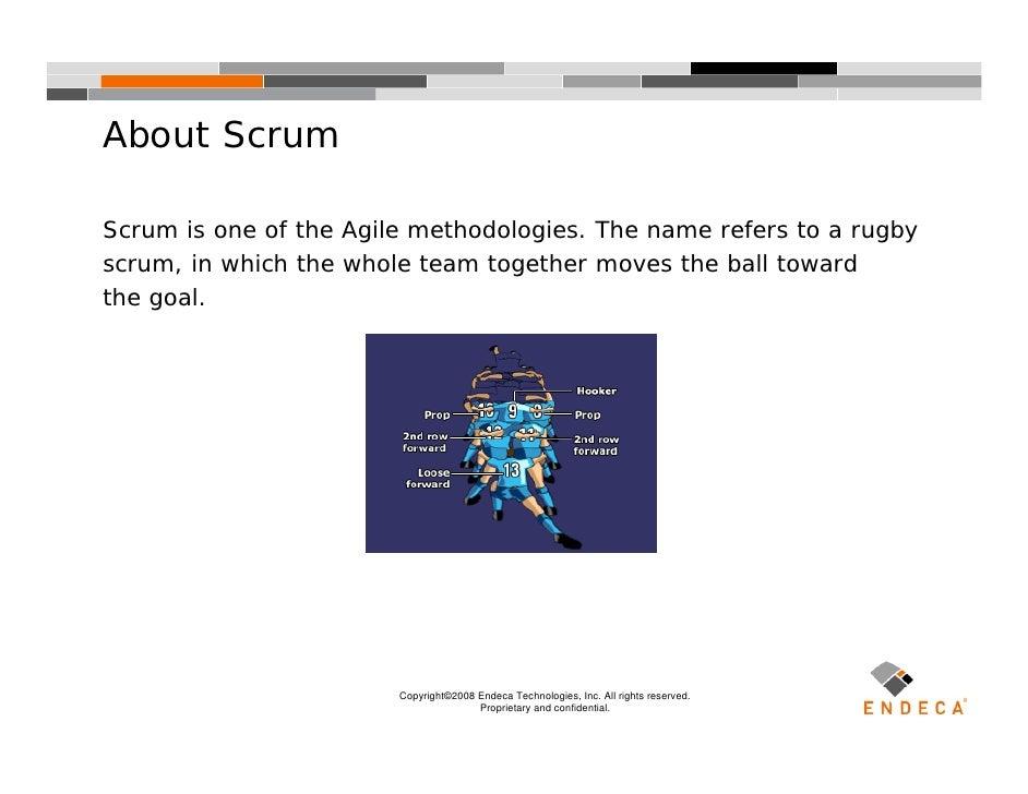 documentation in scrum methodology