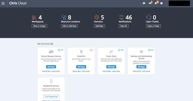 citrix smart tools documentation