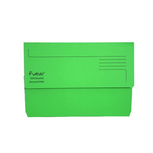 keji manilla document wallets foolscap
