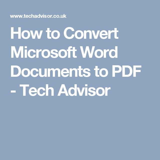 how to convert a pdf document to a word document