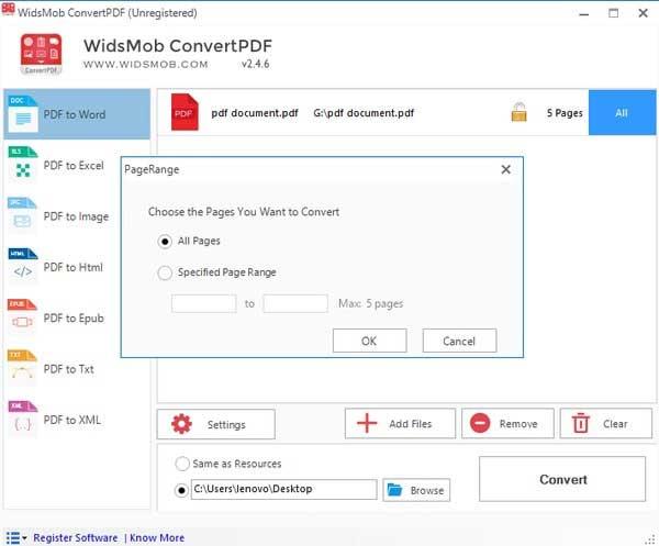 insert a pdf page into a pdf document