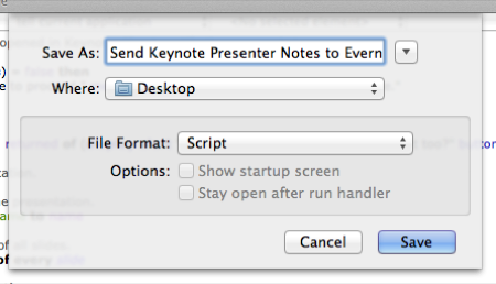 how to copy text from document with applescript