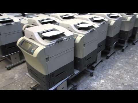 hp laserjet m4345 mfp document feeder kit