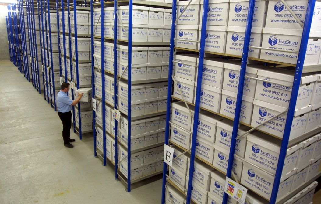 document storage service limited poole