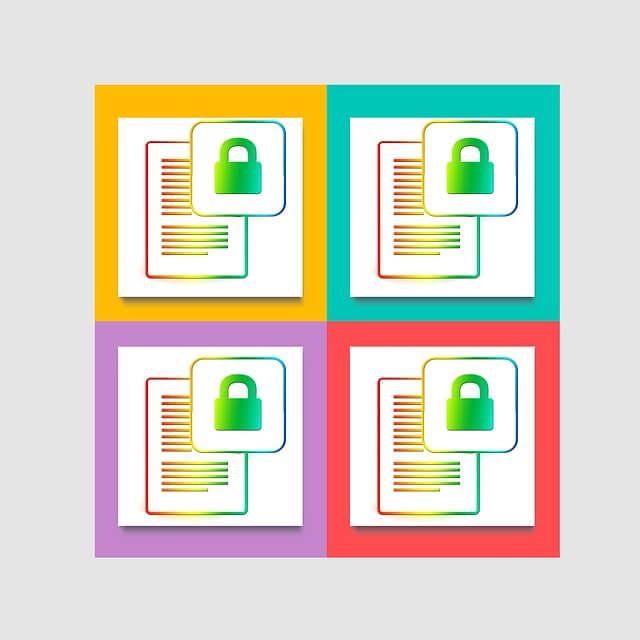 how do you encrypt a word document