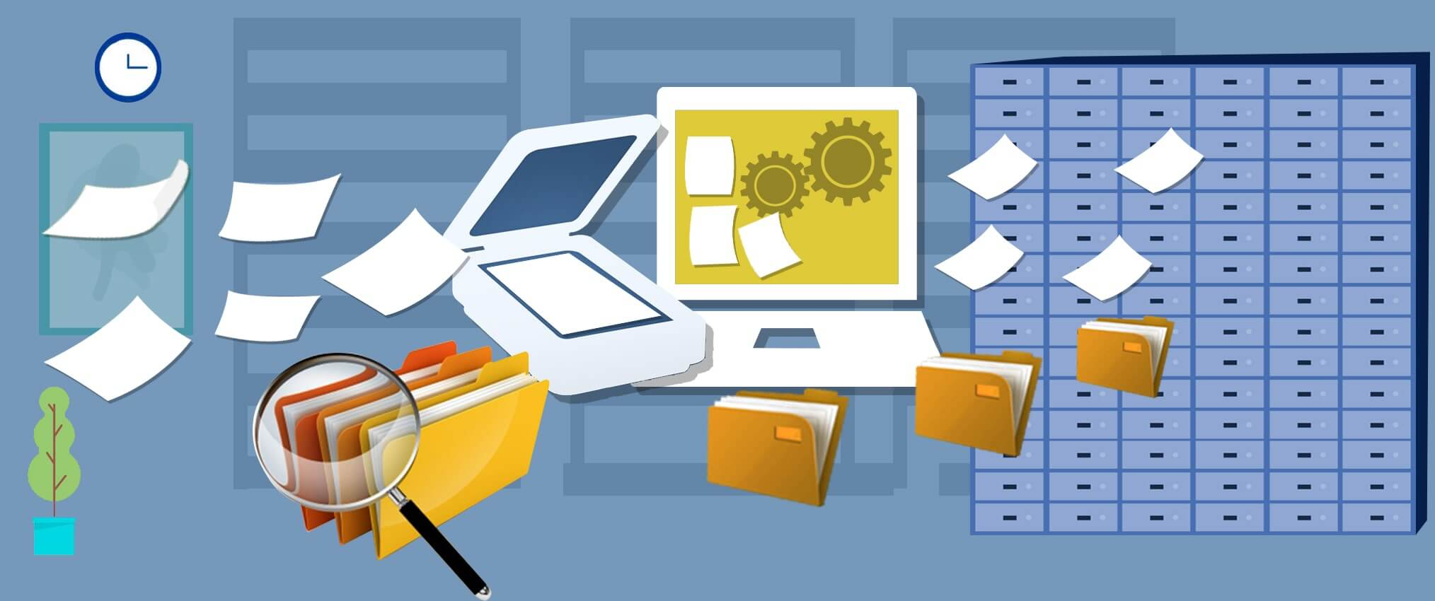 document scanning services prices calculator
