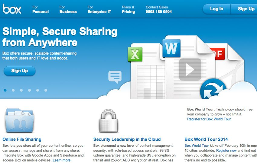 secure document sharing open source