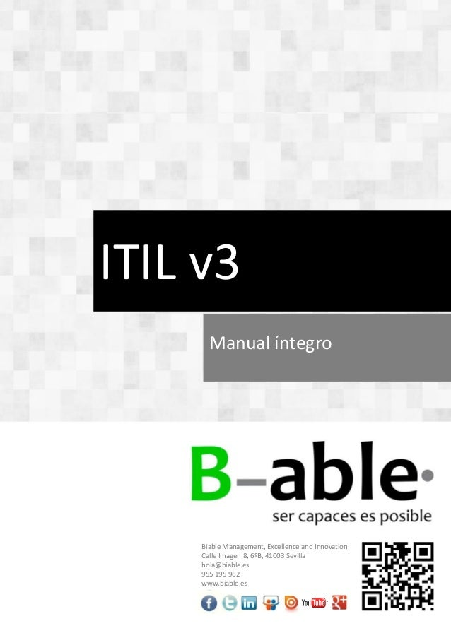 itil v3 documentation templates