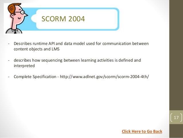 scorm 1.2 api documentation