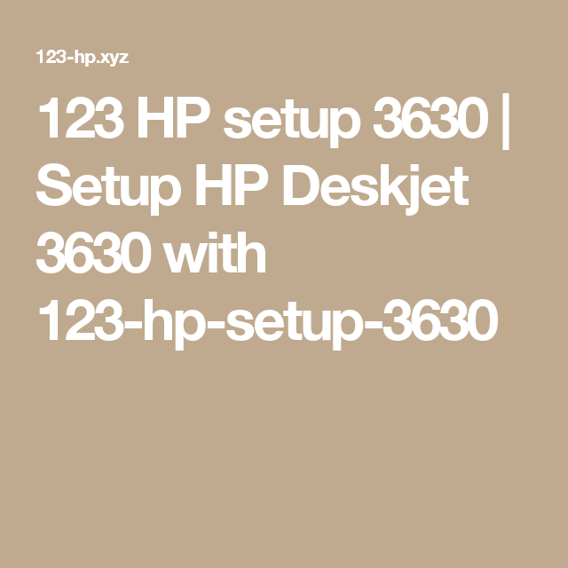 how to scan document with hp deskjet 3630