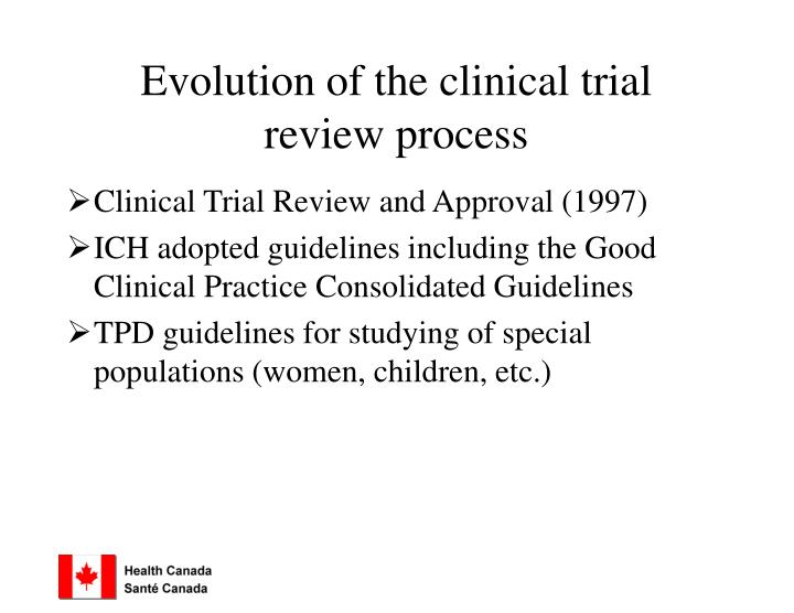 clinical trial documentation ppt