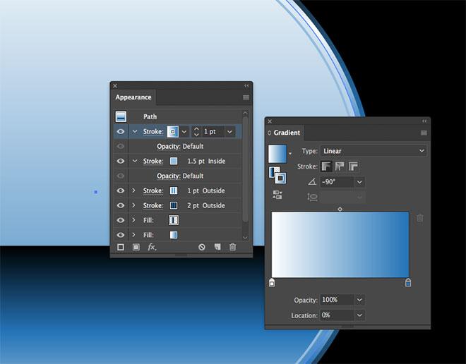 how to gradiant document adobe ullustrator
