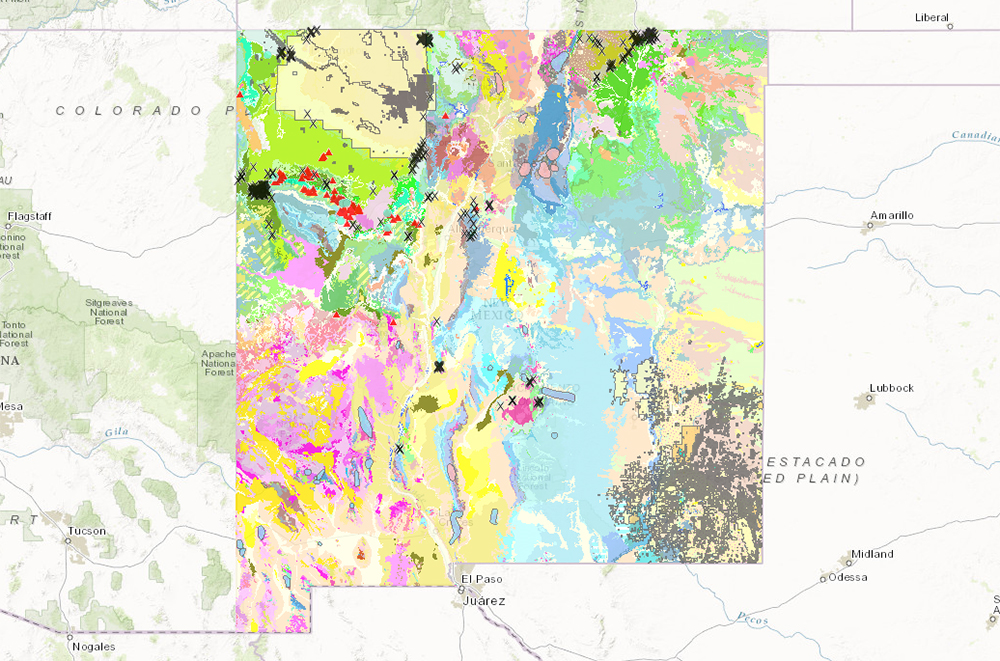 seed funding document exploration mining