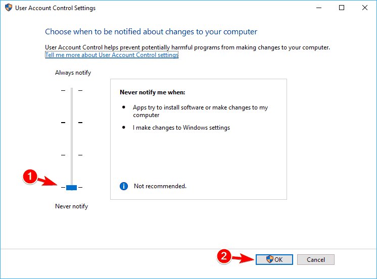 stop win 10 opening document with ctrl key