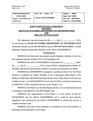 source document for legislative change