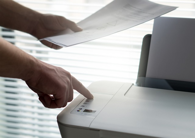document scanning business for sale