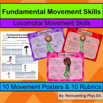 fundamental movement skills assessment word document