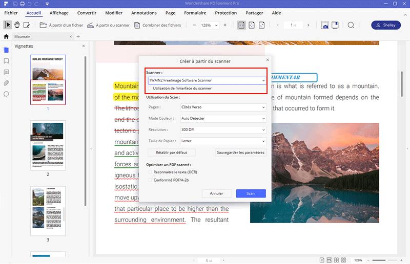 best document scanning software pdf
