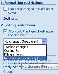 how to make a document dramatically clearer