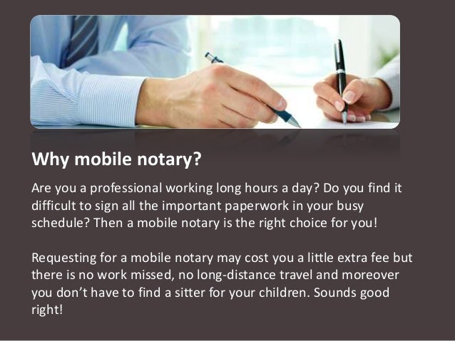 cost of notarising a document