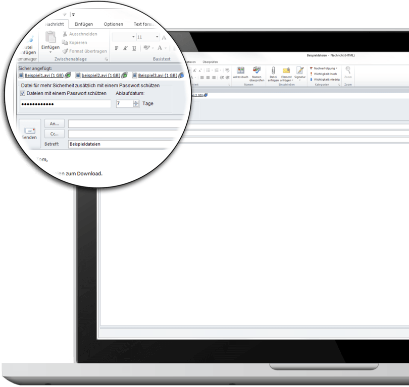 myob document manager outlook add in