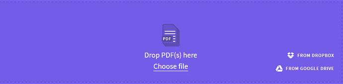 combine pdf files into one document