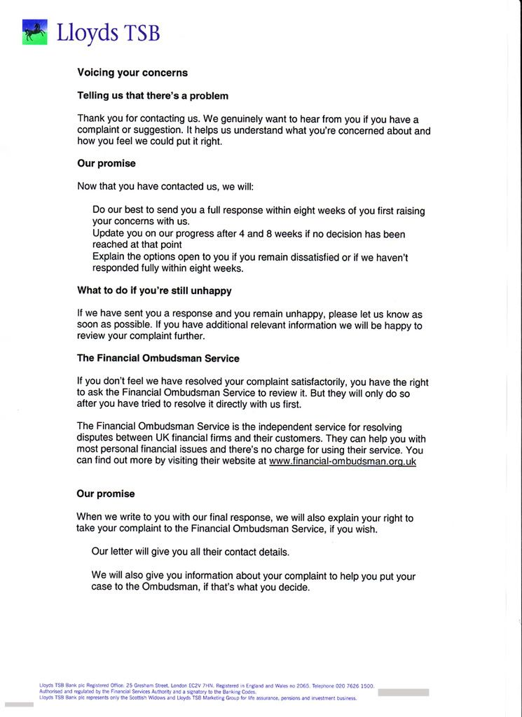 lloyds bank travel insurance policy document