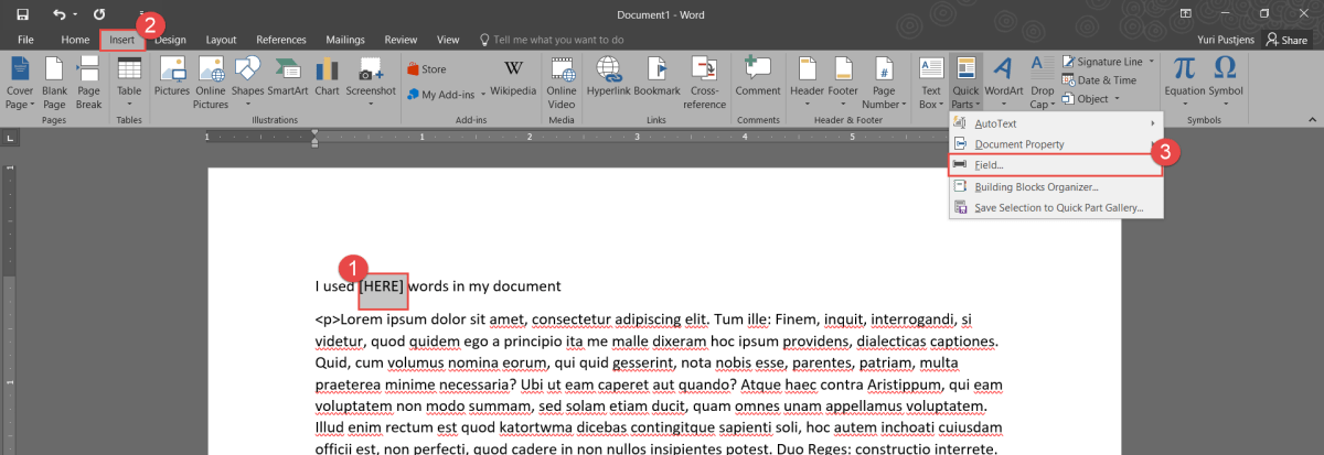 insert a publisher document into a word document