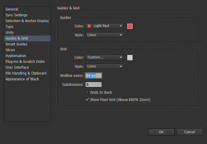 illustrator document raster effects resolution is 72 ppi