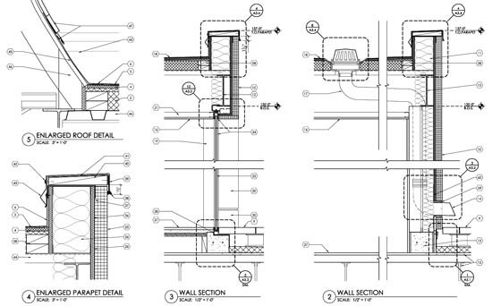 firewall detailed design documentation