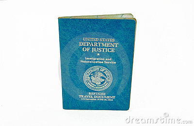 which countries accept us refugee travel document