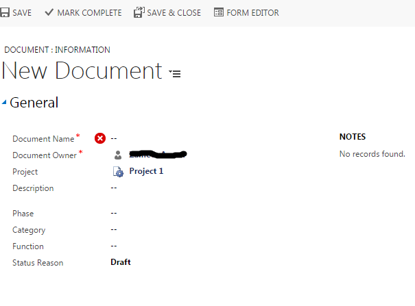 how do document approvals work dynamics crm